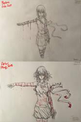 Bleeder [Draw this Again] by Spitestar