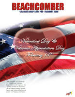 February 2008 newsletter cover by alpha-dragon