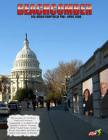 April 2008 newsletter cover by alpha-dragon