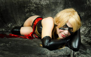Miss Marvel Cosplay by Candustark