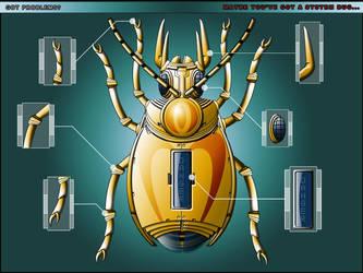 System Bug by digitalistic