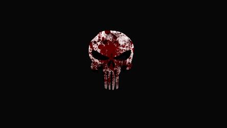 The Punisher Logo Wallpaper By King2002 On Deviantart