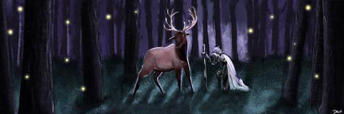 Buck King by JoanaDolce