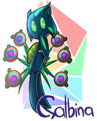 Galbina - Solo Portrait by JuliettaZa-L