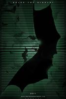 Batman 3 Fanmade Poster by hobo95