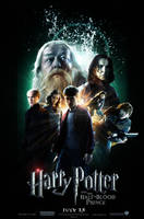 HP 6 poster by hobo95