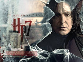 DH: Part 2 - Snape by hobo95