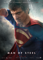 Man of Steel - Updated by hobo95