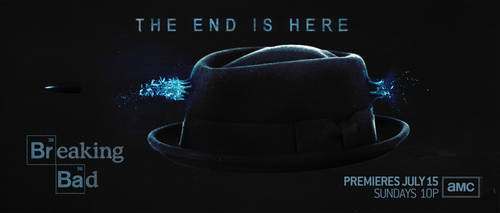 Breaking Bad: The End Is Here by hobo95