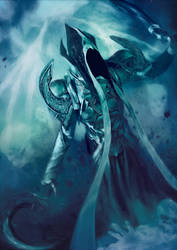 Malthael: Angel Of Death by hobo95
