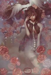 Crane Fairy by FionaMeng
