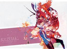 Kazuaki by pflee77