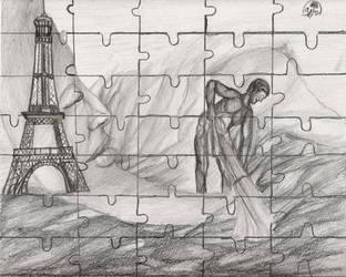 Puzzle 4 by Sajdartecreativo