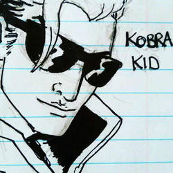 Kobra Kid by MyChemWolf96