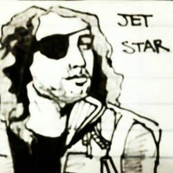Jet Star by MyChemWolf96