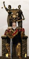 Lord Inquisitor Fyodor Karamazov by forArkan