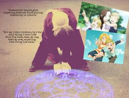 Fullmetal Alchemist: Human Transmutation by momiji-rabbit-sohma