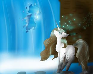 water sprites by misty4011
