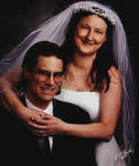 My wedding photo by melodiousglenndog