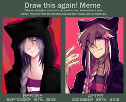 Draw this again [2013 - 2018] by Koomaqu
