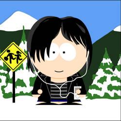 South Park Character by ShadUchiha