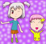 Otori Siblings by StarmyuFanYuta98