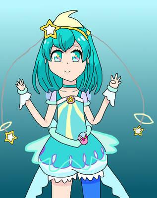 Cure Milky by StarmyuFanYuta98