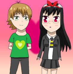 Hoshitani and Yuta's Valentines day by StarmyuFanYuta98