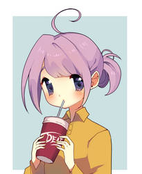 Cola by ShiiroHana