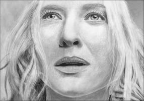 Cate by NicksPencil
