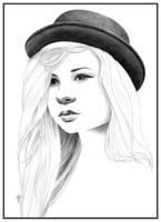 Nina Nesbitt by NicksPencil