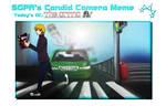 SPGA Candid Camera Meme for The Critic by criticU