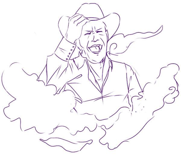Ych Jimmy Barnes Sketch Open By Arkayy On Deviantart