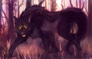 [YCH] Twilight's Lament by Arkayy