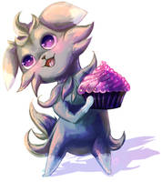 [Challenge] Pokecember: Espurr by Arkayy