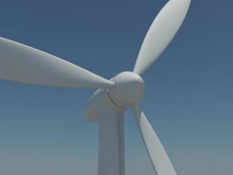 windmill by albertRoberto