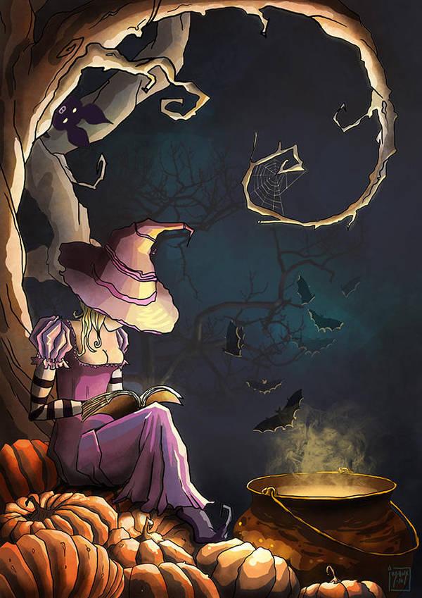 October 2014 by KarolineJuzanx