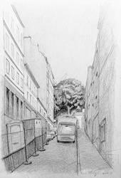Rue Tholoze by KarolineJuzanx
