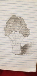 Brocolli  by asantedaace