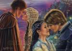 Weddings, Across the Stars by leelastarsky