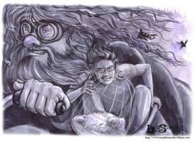 Deathly Hallows SPOILER by leelastarsky