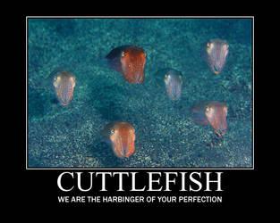 Mass Cuttlefish by derlich