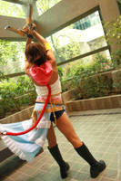 Final Fantasy X-2: Gunner Yuna by Ai-rika