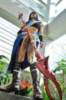 FFXIII: Double Blades by Ai-rika
