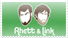 rhett and link by Batzy