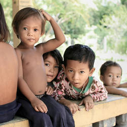 Cambodian curiosity by CatchMe-22