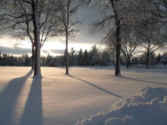 Sunshine On The Snow by TimeKiller357