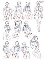 '11-11-13 RandomSketches_36 by Dredogol