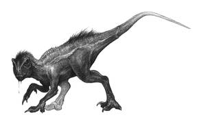 Indoraptor by Lythroversor