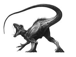 Indoraptor 2 by Lythroversor